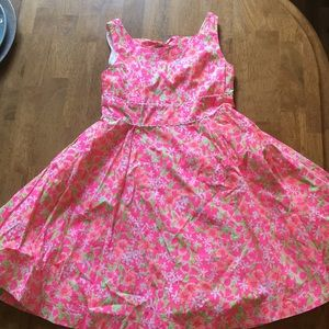 Girls Lilly Pulitzer dress size 10
